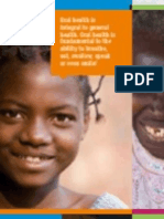 Promoting Oral Health in Africa