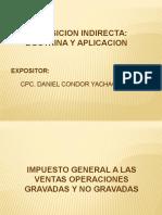 ley del igv -peru