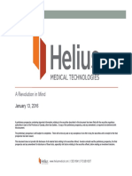 Helius Presentation Sedar Final - For Marketing