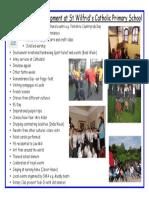Cultural Development at St Wilfrid's