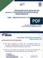 Medicion de Gas y Petróleo