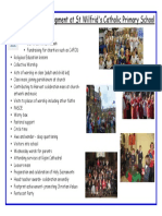 Spiritual Development at St Wilfrid