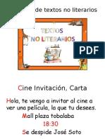 Ejemplos de textos no literarios.pptx