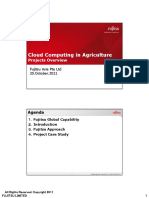 Cloud Computing for Agriculture