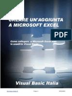 Creare Un'Aggiunta a Microsoft Excel