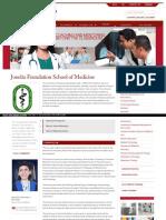 Perpetualdalta Edu Philippines Las Pinas School Medicine