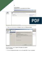 Instalação DNS Windows Server 2008