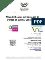 Atlas de riesgo Oaxaca