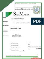 Universidad Nacional de San Martín Perú
