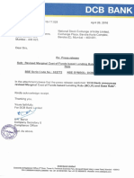 DCB Bank announces revised Marginal Cost of Funds based Lending Rate (MCLR) and Base Rate [Company Update]