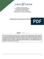 Actualisation Du Document de Reference 2009