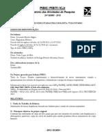 SEMIC Relatorio de Bolsista 2015