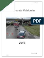 Rescate Vehicular 2015
