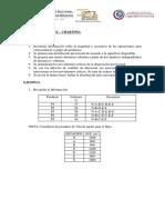 Metodo de Travel Charting