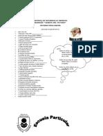 000 - Ojo Lista de Utiles Inicial - Genios Del Futuro - El Valle 2013