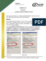 Instructivo SysCafe Info Exogena