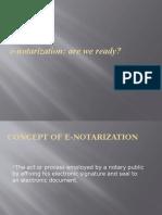 e Notarization Powerpoint