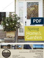 2016 Spring Home & Garden