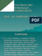 Slide OA Presentasi Puskesmas