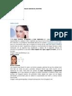 Cómo Depilar Las Cejas Según El Rostro 2014