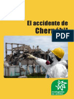 El accidente de Chernóbil