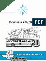 Transit Times Volume 6, Number 8
