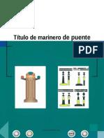 Título de Marinero de Puente