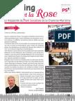 Le Poing Et La Rose - Septembre 2015