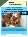 Polio Newsletter, avril 2016