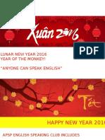 English Speaking Club Tet Holiday2