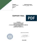 Rapport Final crash Air Algérie