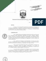 62-2015 APCI-DOC Nueva Directiva de Expertos y Voluntarios