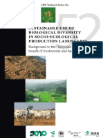 Sustainable Use of Biological Diversity in ...