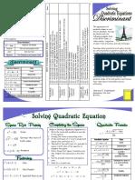 Quadratic Brochure