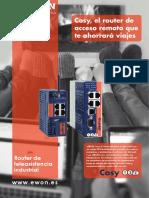 Catálogo Familia Cosy Español