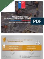 Reforma Laboral Chile