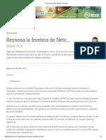04-26-2016 Reynosa La Frontera de Neto..