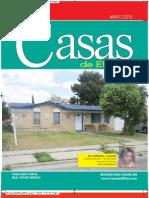 Casas de El Paso - Mayo 2010