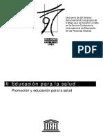 Educación Salud (UNESCO)