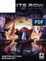 Saints Row 5 Manual