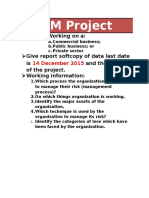 IRM Project