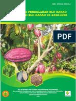 Teknologi Pengolahan Biji Kakao SNI Kakao