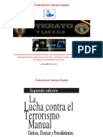 La Lucha Contra El Terrorismo-tacticas,Tecnicas y Procedimientos-bolz