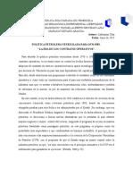 Informe de Exposicion Petrolera