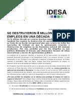 Informe Nacional 24-4-16