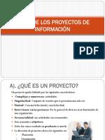 2.-Inicio de Los Proyectos de Sistemas de Informacion