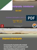 Basics of Sequence Strat