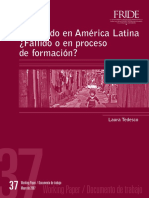 Estados Fallidos en Latinoamerica
