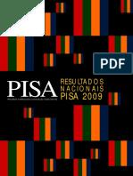 Relatorio Nacional Pisa 2009