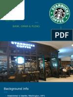 cafe presentation